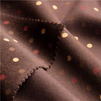Velvet Warm Dots