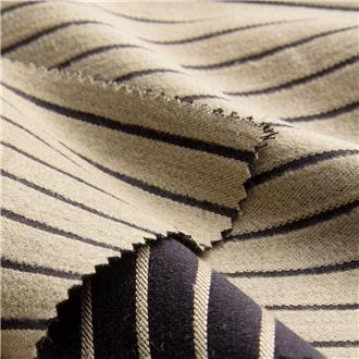 Velvetstripe beige