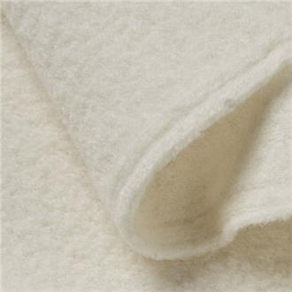 Walk crema, 270 cm Reststück mit  Fleck bei 40 cm mittig