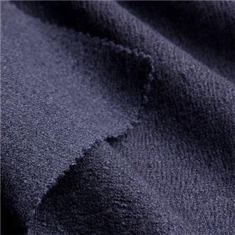 Wollcrinkle dunkelblau