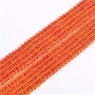 Wolltresse orange