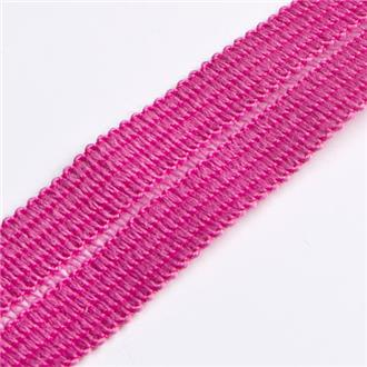 Wolltresse pink
