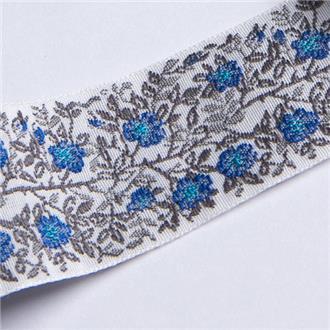 kleine Heckenrose blau