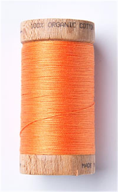 Bio-Baumwollgarn 4804, Baumwolle, orange, Bio/GOTS-Zertifiziert, Bi ...