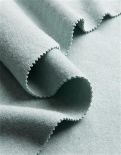 bio bw fleece pastellmint strickstoff fleece meterware. Black Bedroom Furniture Sets. Home Design Ideas