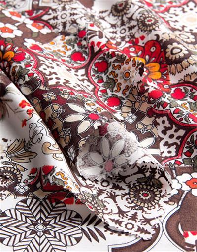 keely gewebe meterware baumwolle mehrfarbig bunt bedruckte anita pavani stoffe. Black Bedroom Furniture Sets. Home Design Ideas