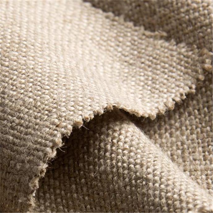 bio grobleinen flax gewebe meterware leinen natur grau naturb anita pavani stoffe. Black Bedroom Furniture Sets. Home Design Ideas