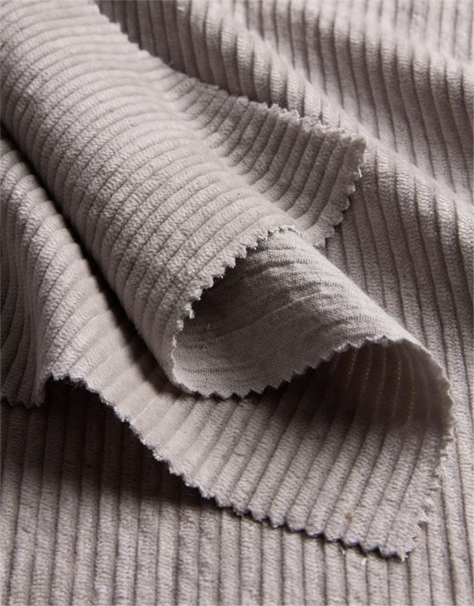 cordona ciottolo gewebe meterware baumwolle kieselgrau cord anita pavani stoffe. Black Bedroom Furniture Sets. Home Design Ideas