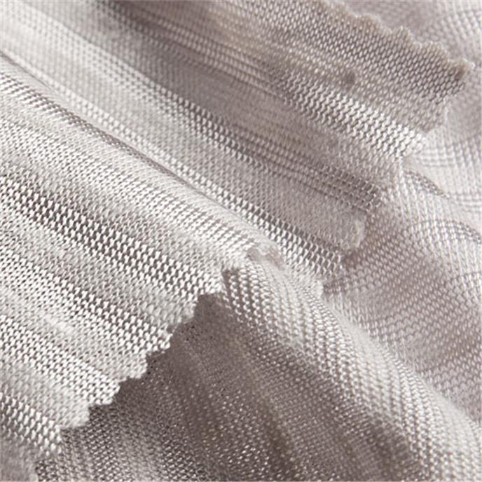 linsetalinia strickstoff meterware seide leinen viskose hell anita pavani stoffe. Black Bedroom Furniture Sets. Home Design Ideas