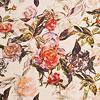 Florosa beige, Reststück 290 cm mit Loch bei 20 cm, 20 cm ab Webkante