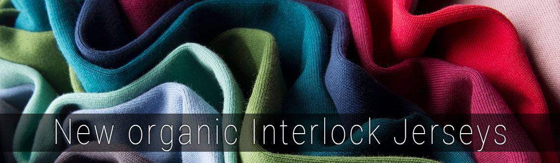 New Organic Interlocks (GOTS)