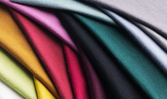 Sustainable jerseys made from TENCEL™ Modal in beautiful colours