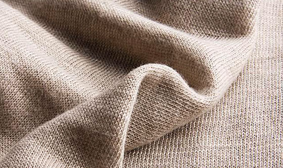 Knitted Hemp Fabrics