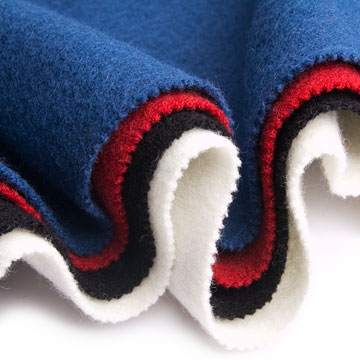 Organic Broadcloth / Felted Wool